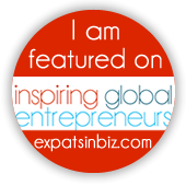 Inspiring Global Entrepreneurs - expat writer uk