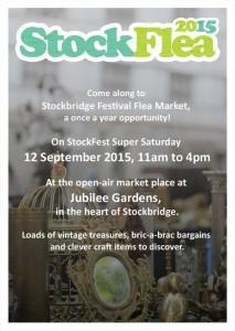 Stockflea poster