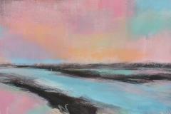 Late-Afternoon-Belhaven-Bay-Carrie-Sanderson-Artist