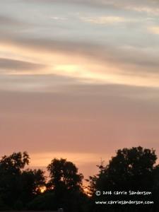 Sunset NL May 2014 (2)