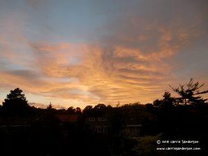 Sunset NL May 2014
