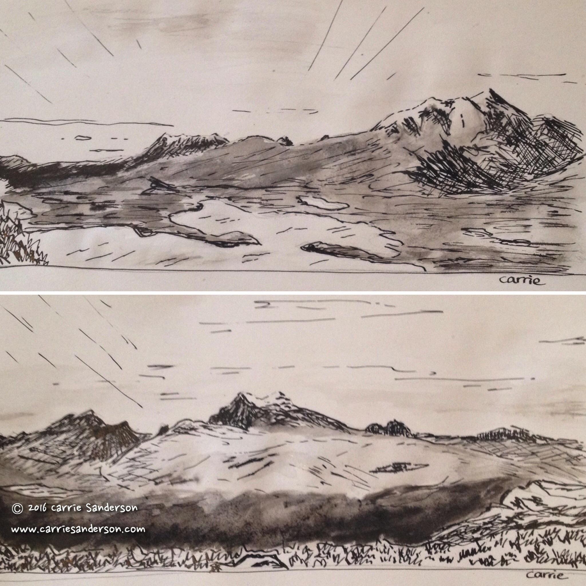 Landmarks, Landscape And Language